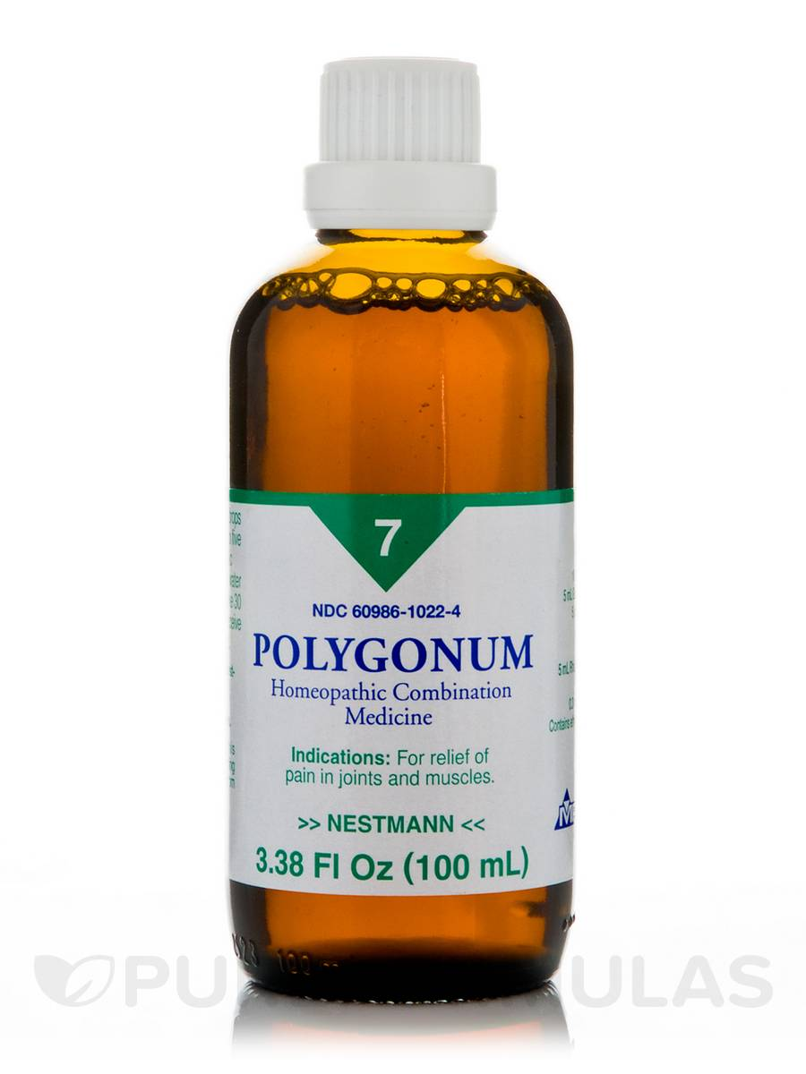 Polygonum homeopathic liquid - large - 3.38 fl. oz (100 ml)