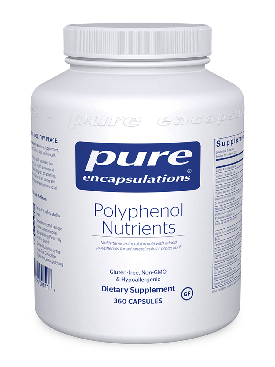 Polyphenol Nutrients - 360 Capsules