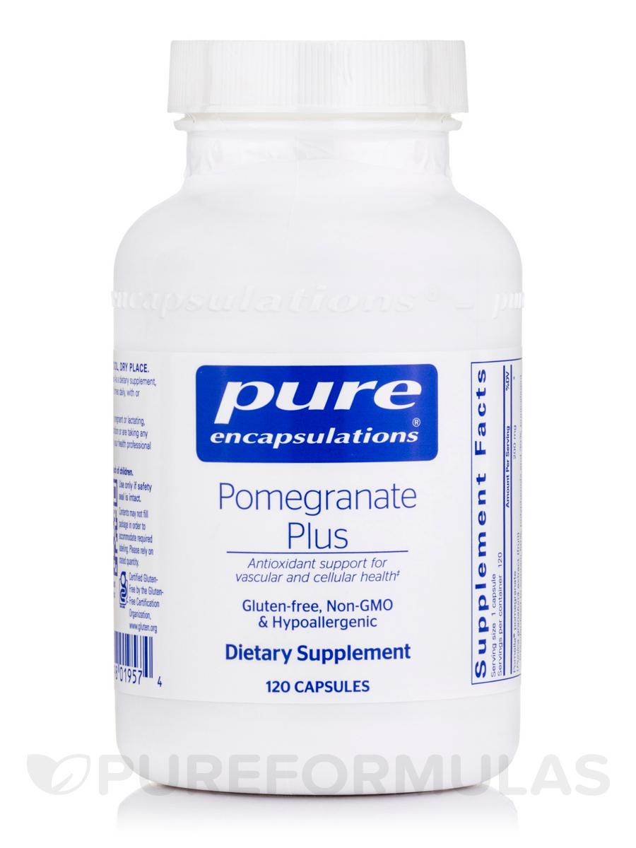 Pomegranate Plus - 120 Capsules