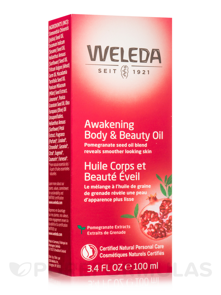 Awakening Body & Beauty Oil - 3.4 fl. oz (100 ml)