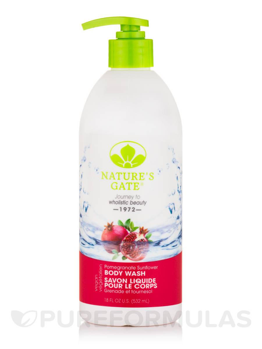 Pomegranate Sunflower Body Wash - 18 fl. oz (532 ml)