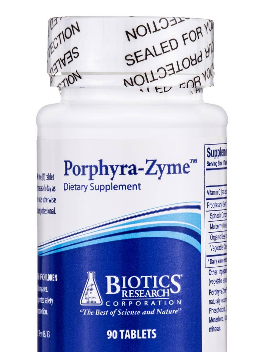 Porphyra-Zyme - 90 Tablets