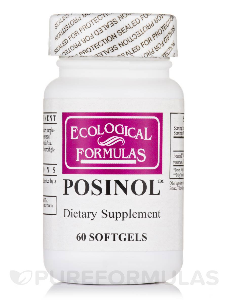 Posinol - 60 Softgels
