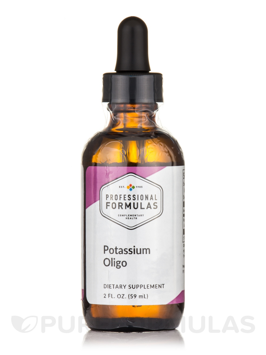 Potassium Oligo Element - 2 fl. oz (60 ml)