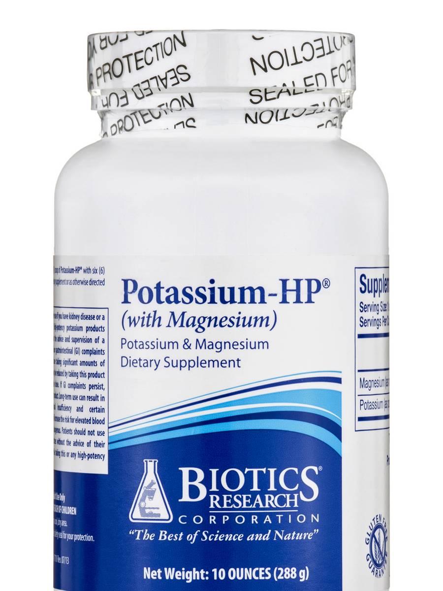 Potassium-HP (with Magnesium) - 10 oz (288 Grams)