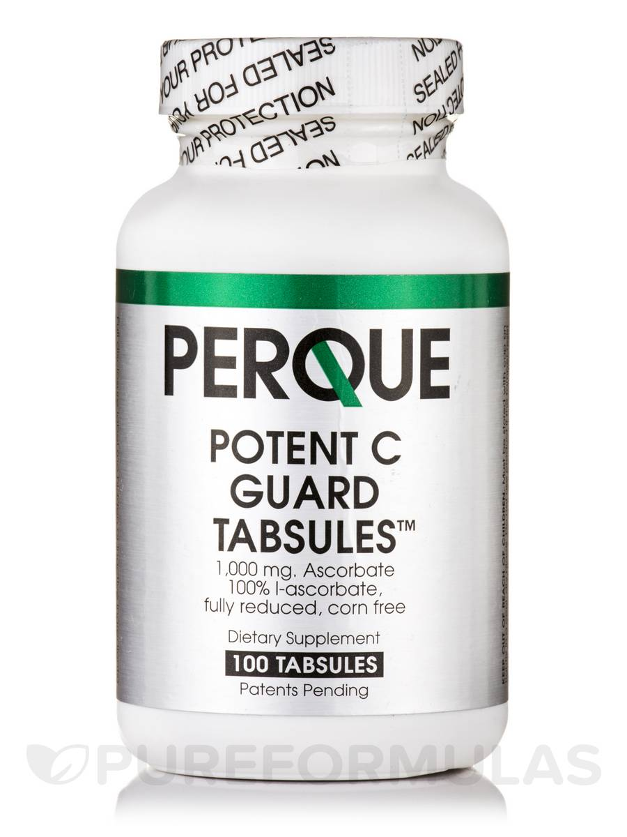 Potent C Guard - 100 Tabsules