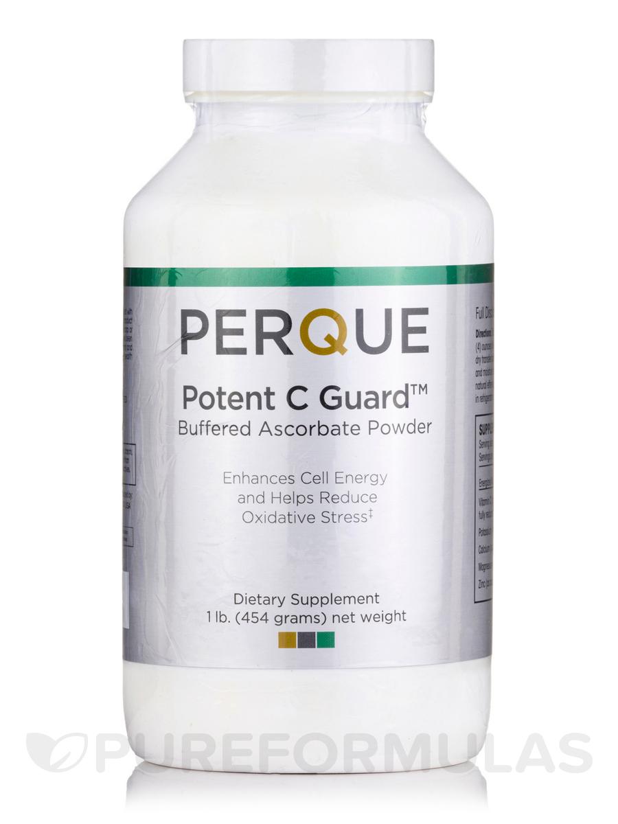 Potent C Guard Powder - 16 oz (454 Grams)