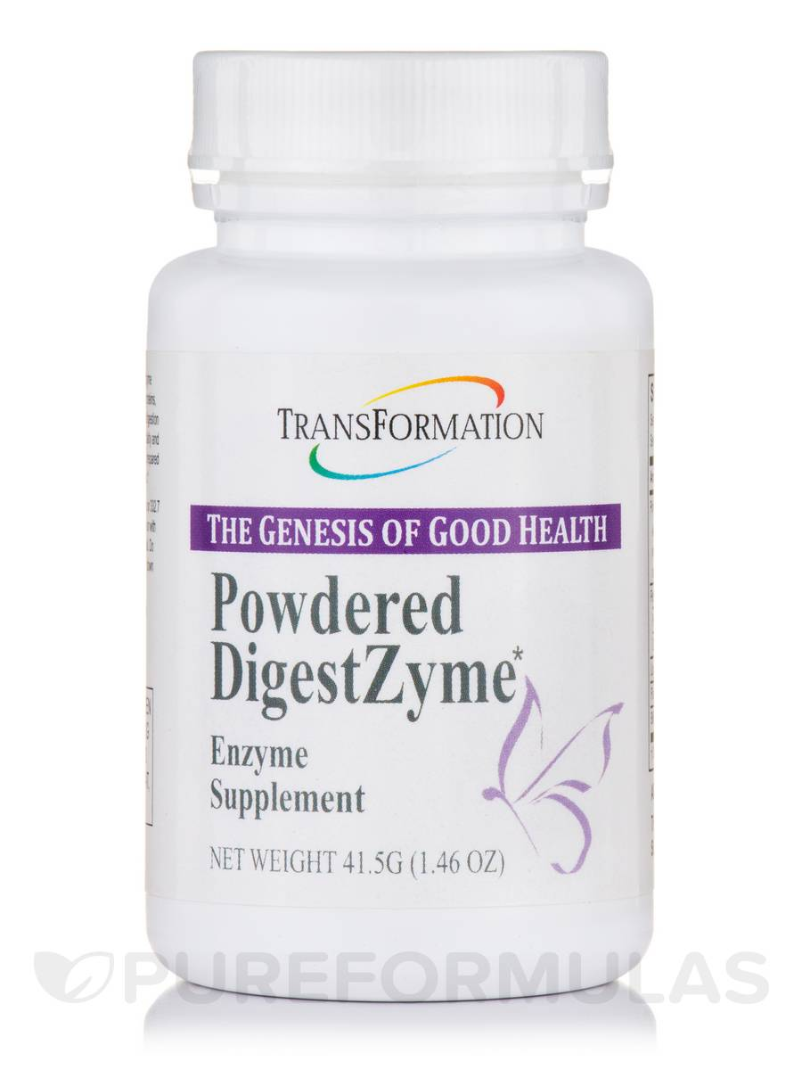 Powdered DigestZyme - 1.46 oz (41.5 Grams)
