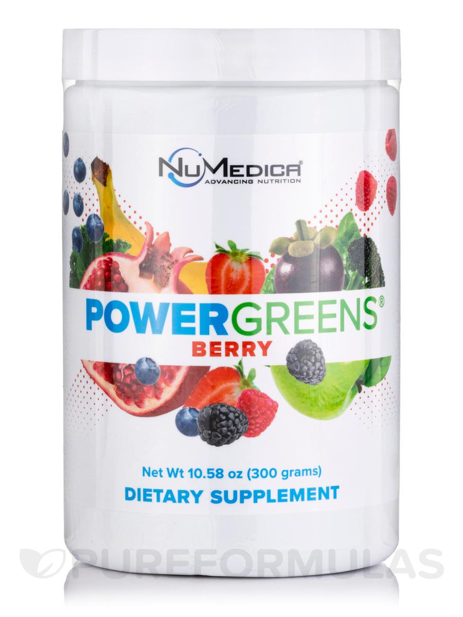 Power Greens® Berry - 10.58 oz (300 Grams)