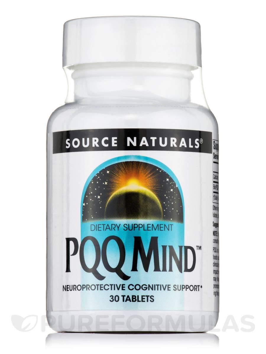 PQQ Mind™ - 30 Tablets
