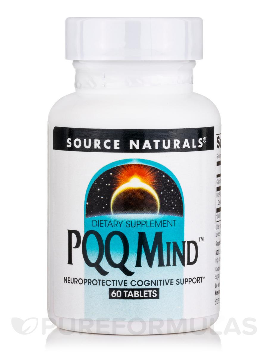 PQQ Mind™ - 60 Tablets