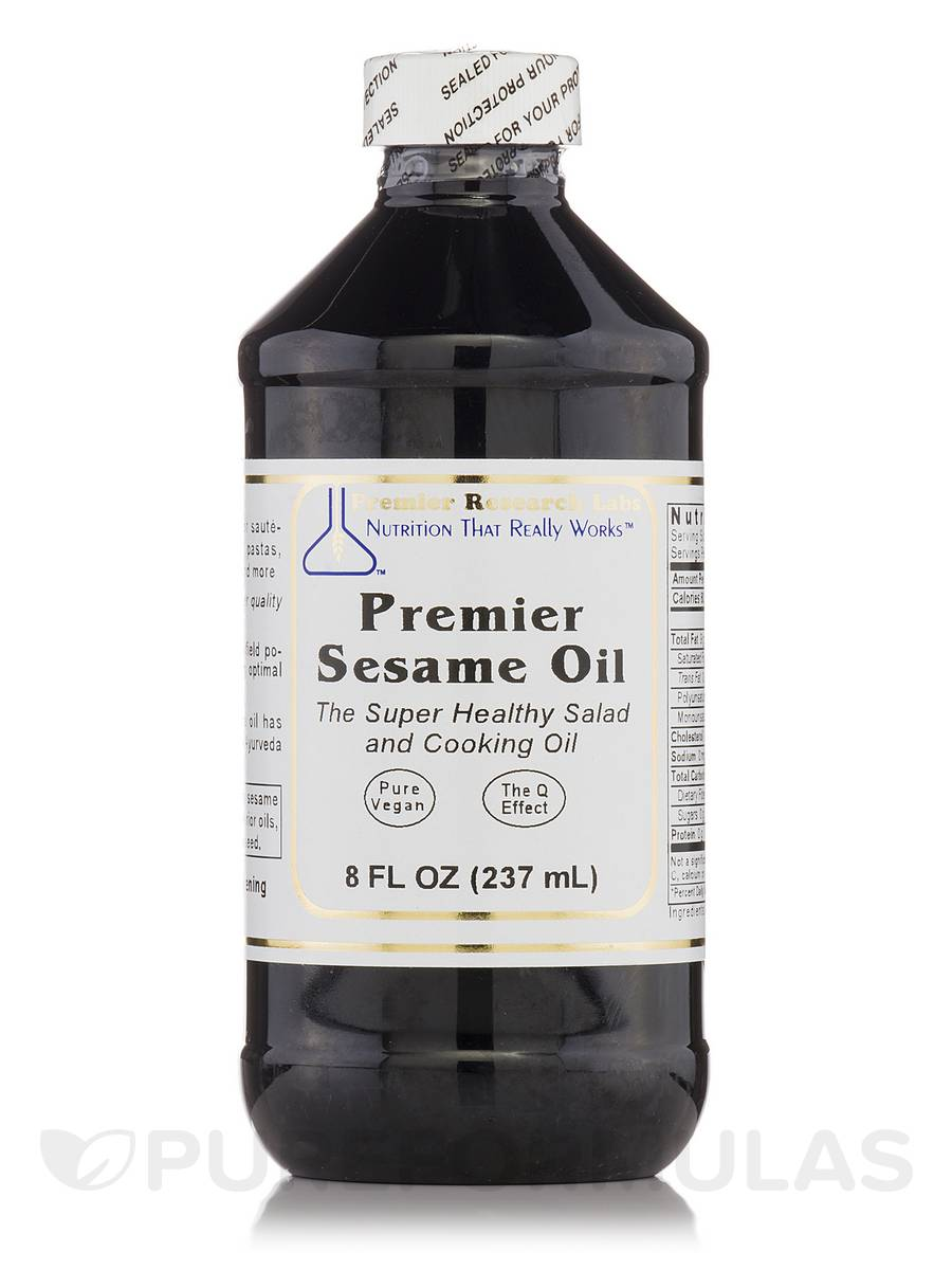 Premier Sesame Oil - 8 fl. oz (237 ml)