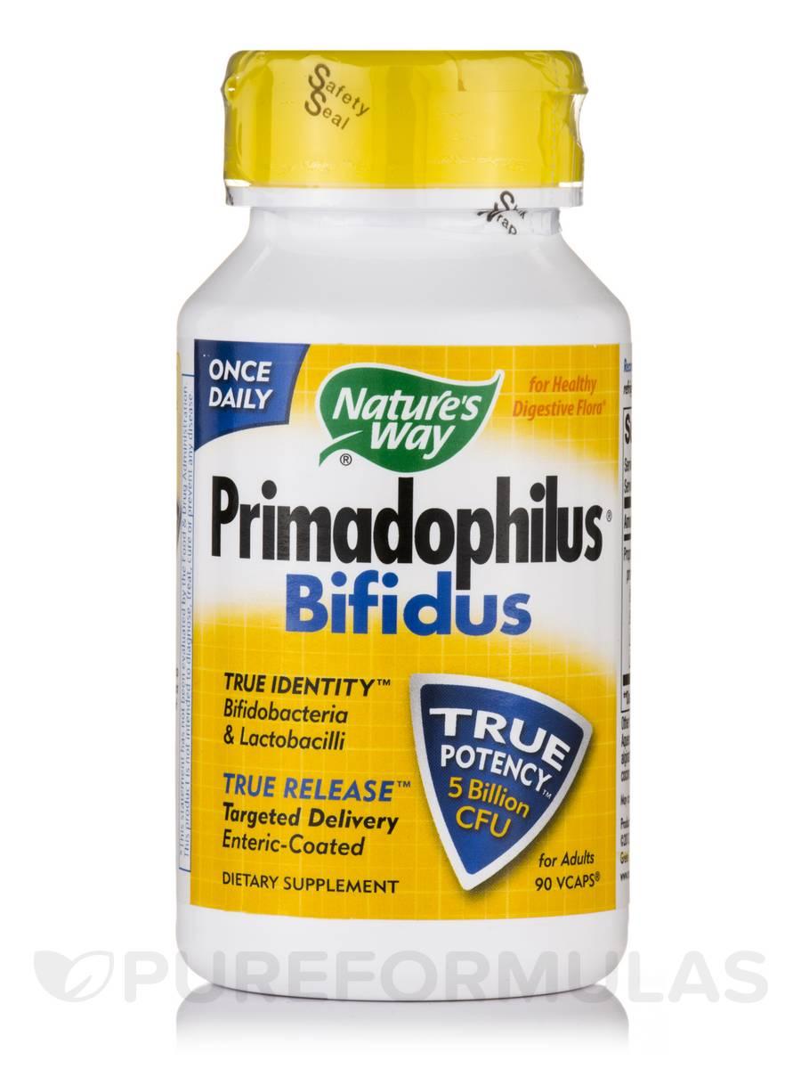 Primadophilus Bifidus - 90 VCaps