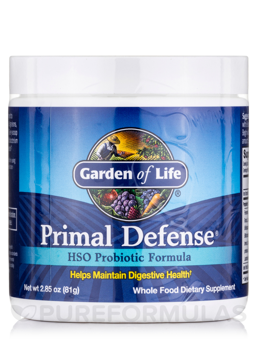 Primal Defense® Powder - 2.86 oz (81 Grams)