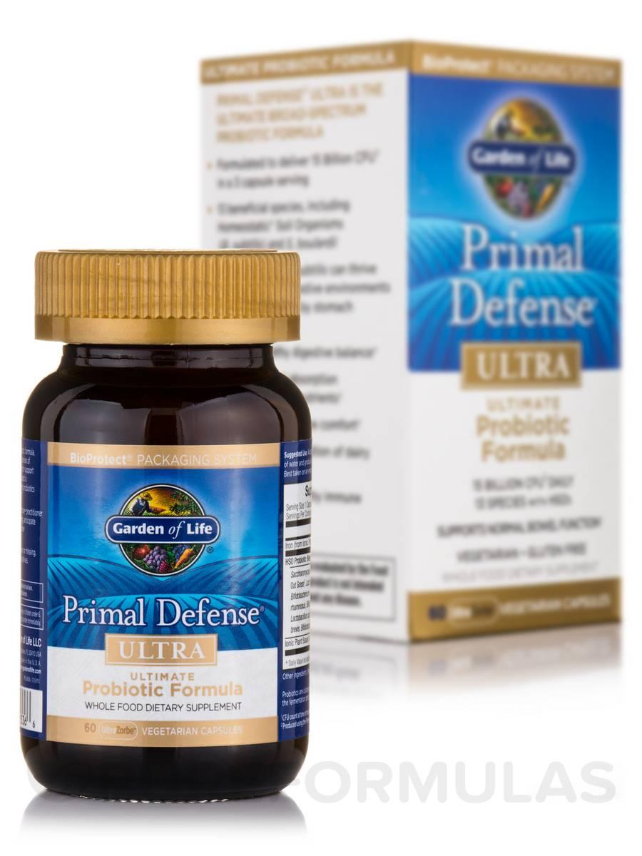 Primal Defense® ULTRA - 60 Vegetarian Capsules