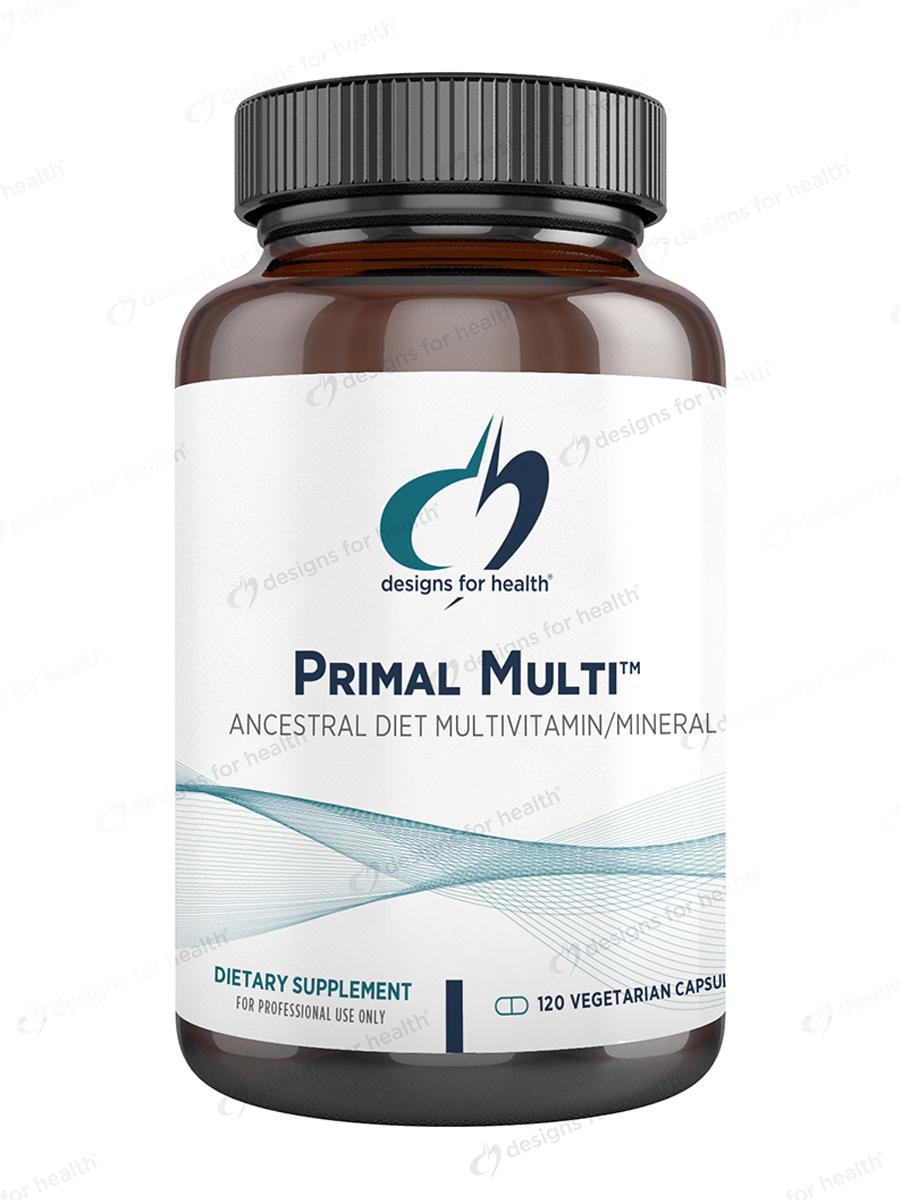 Primal Multi™ - 120 Vegetarian Capsules