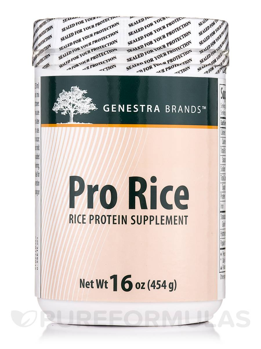 Pro Rice - 16 oz (454 Grams)