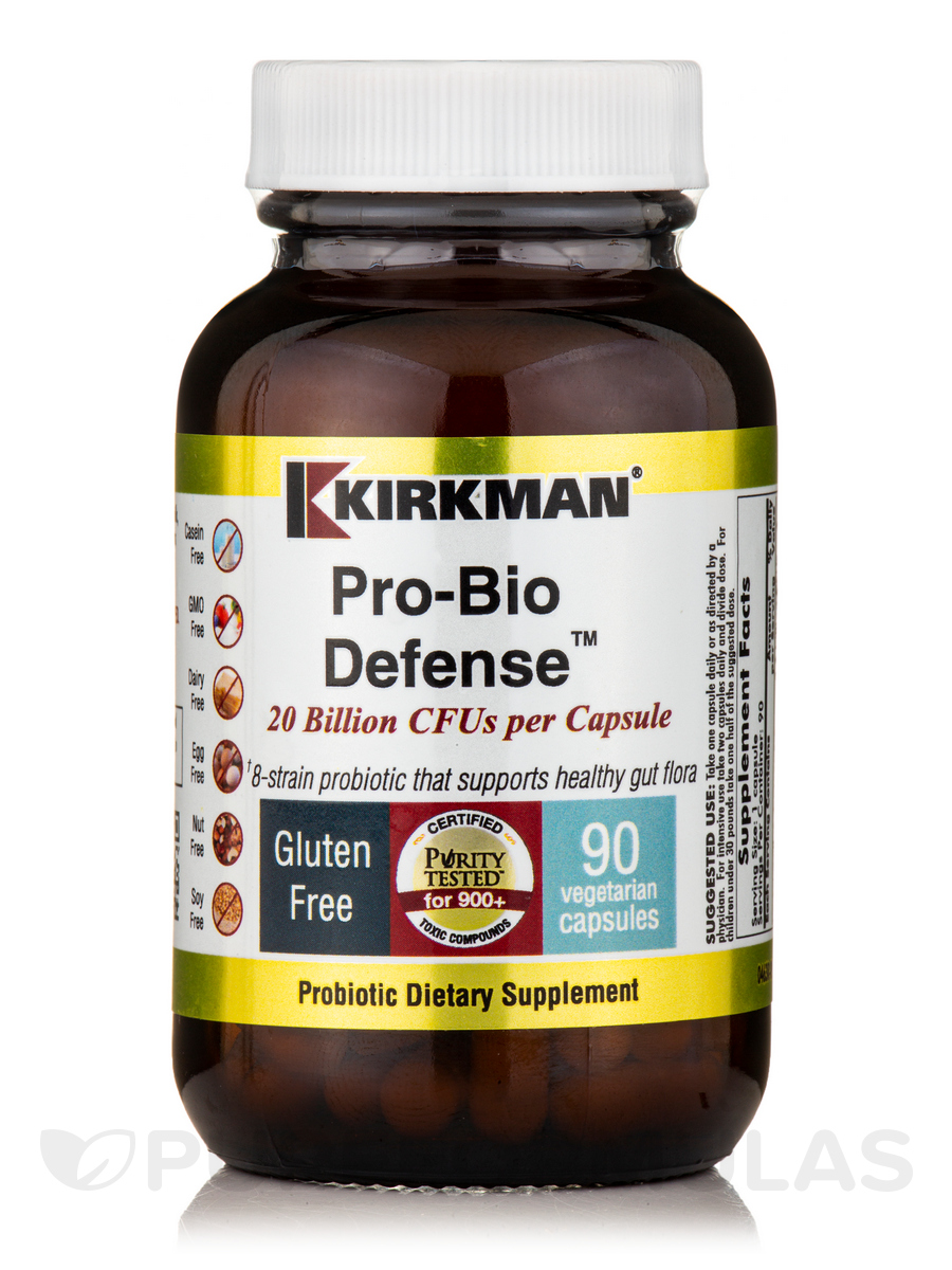 Pro-Bio Defense™ 20 Billion - 90 Capsules