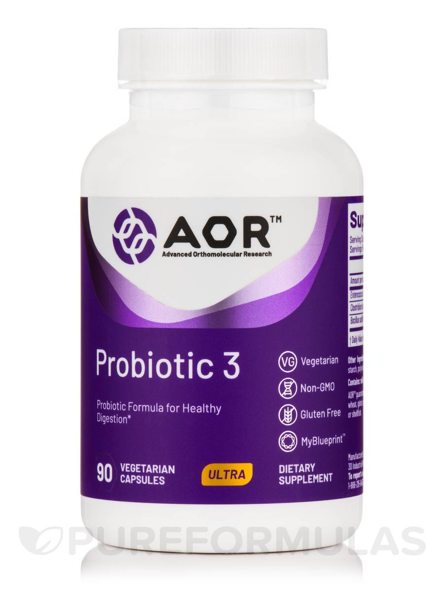Probiotic-3 - 90 Vegi-Caps