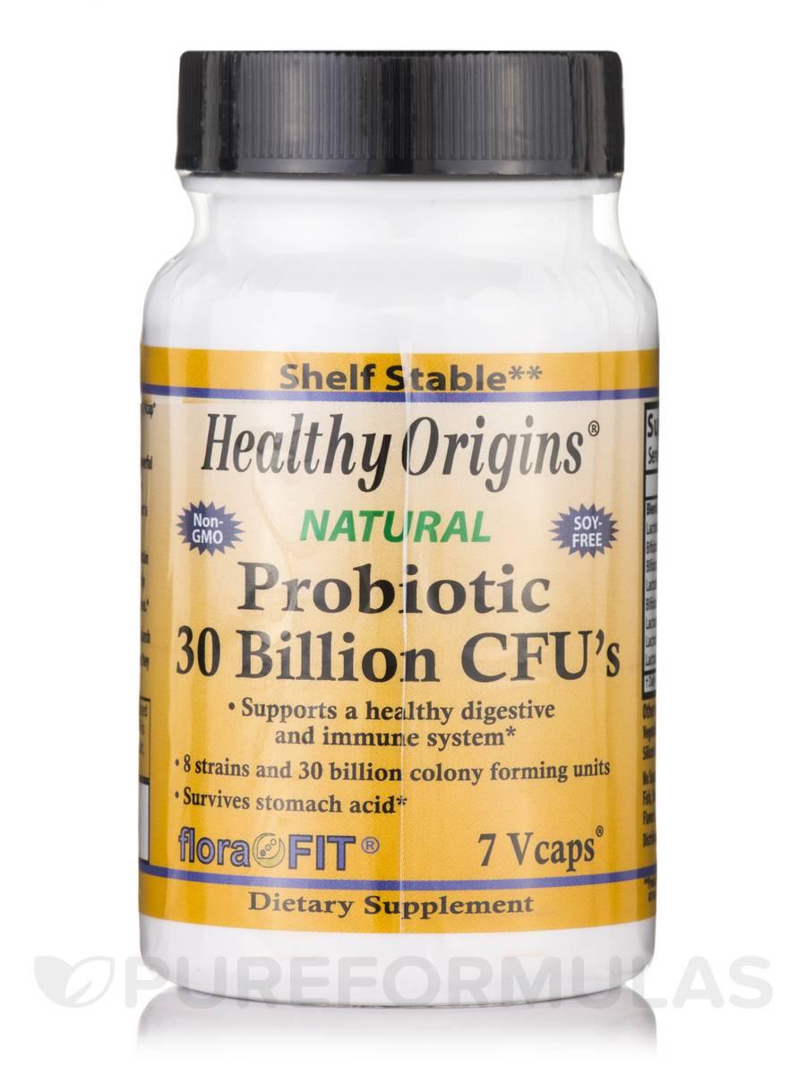 Probiotic 30 Billion CFU's (Shelf Stable) - 7 VCaps