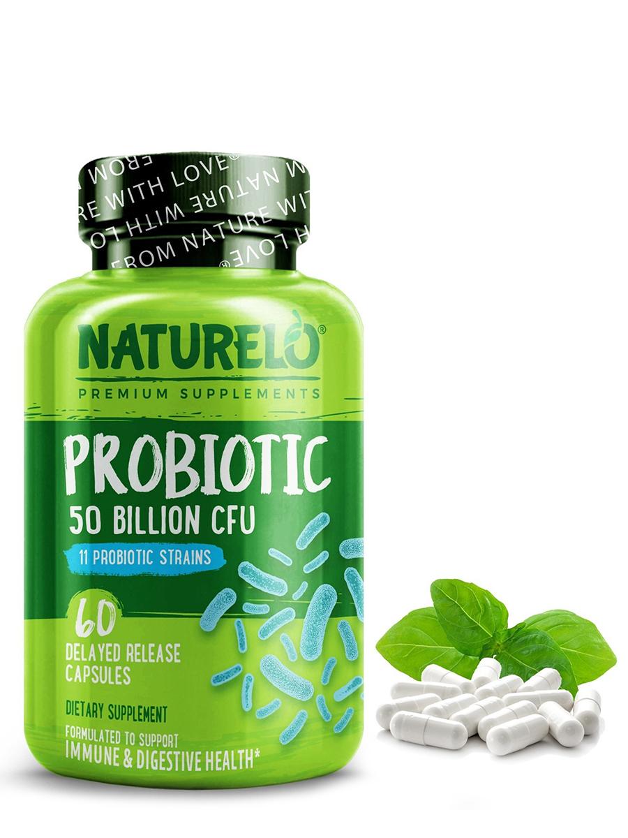 Probiotic 50 Billion CFU - 60 Capsules