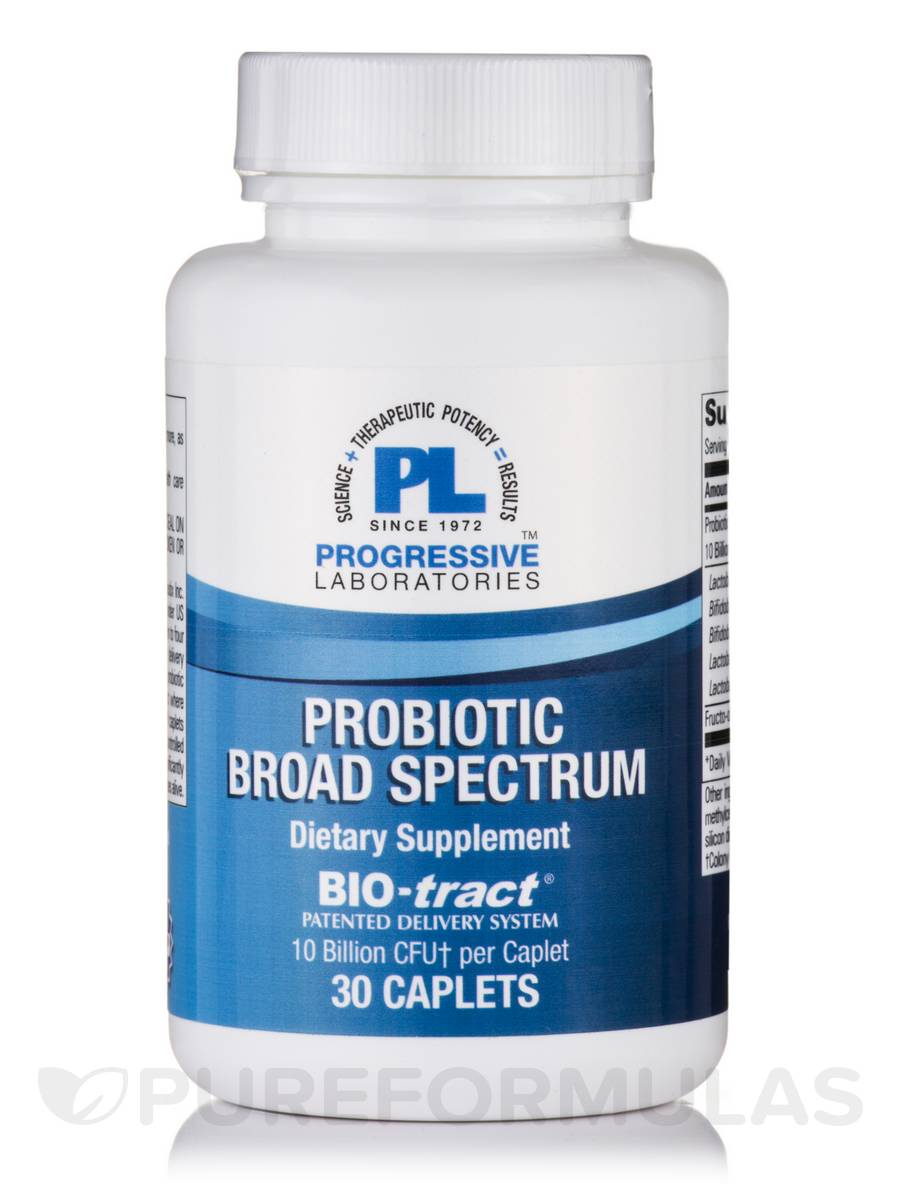 Probiotic Broad Spectrum - 30 Caplets