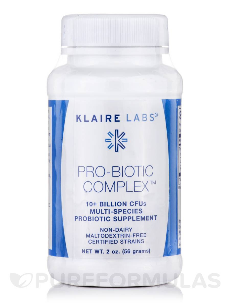 Pro-Biotic Complex™ Powder - 2 oz (56 Grams)