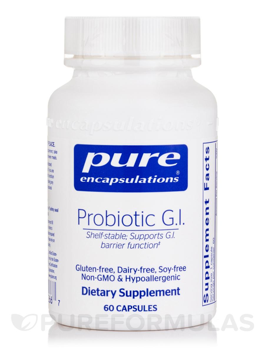 Probiotic G.I. - 60 Capsules