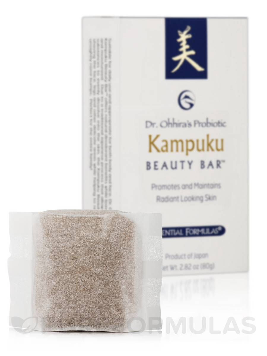 Dr. Ohhira's Probiotic® Kampuku Beauty Bar™ - 2.82 oz (80 Grams)