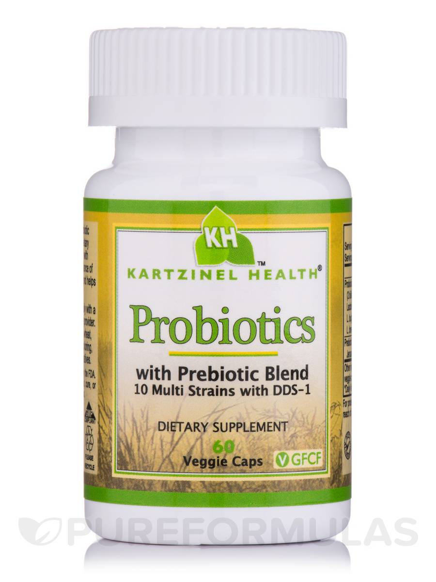 Probiotics - 60 Veggie Caps