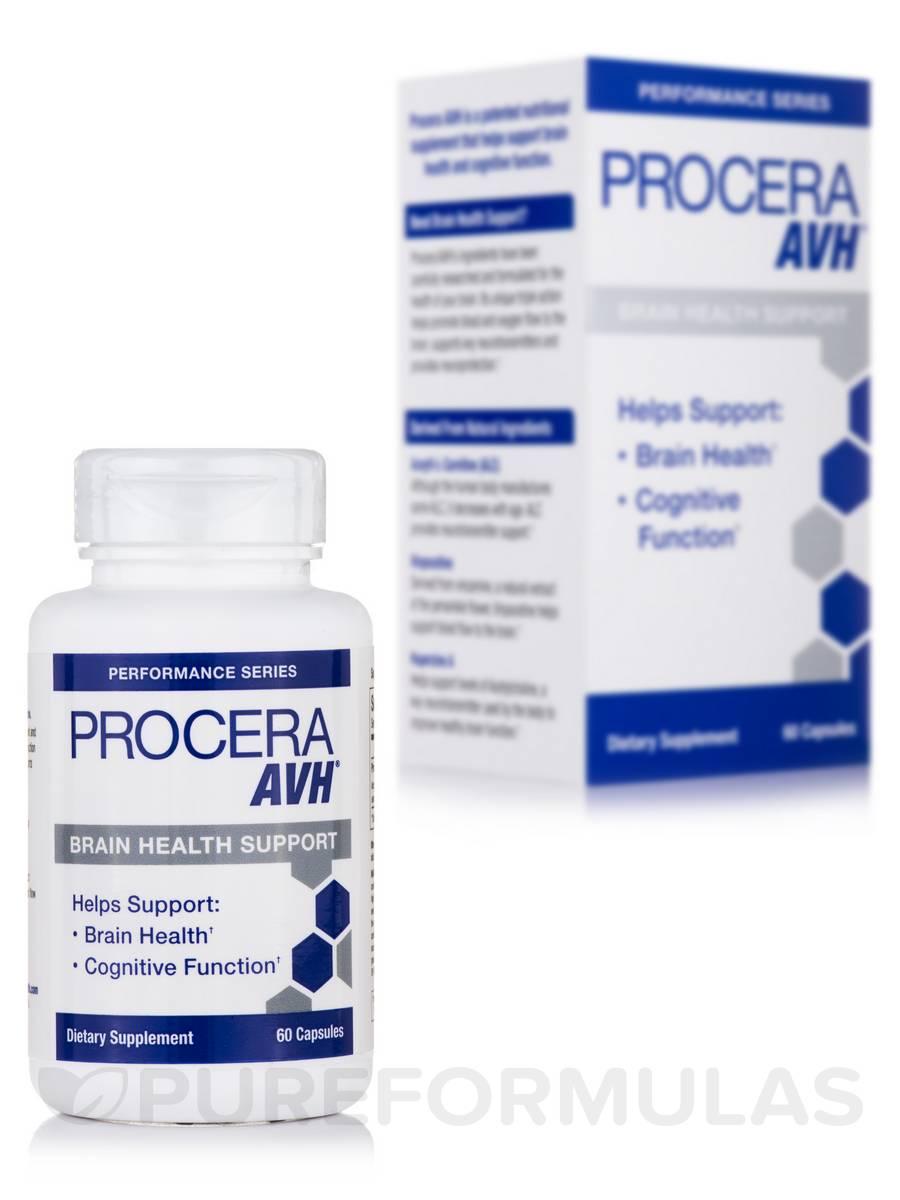 Procera AVH® (Brain Health Support) - 60 Capsules