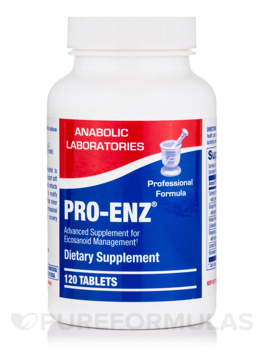 Pro-Enz - 120 Tablets