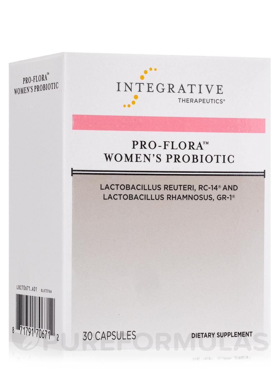 Pro-Flora™ Women's Probiotic - 30 Capsules