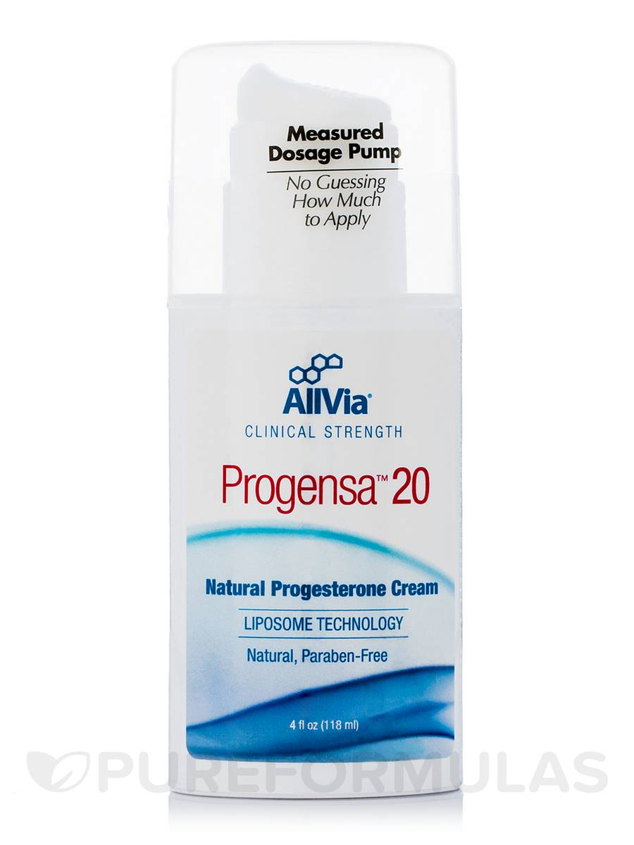 Progensa™ 20 - 4 fl. oz (118 ml)