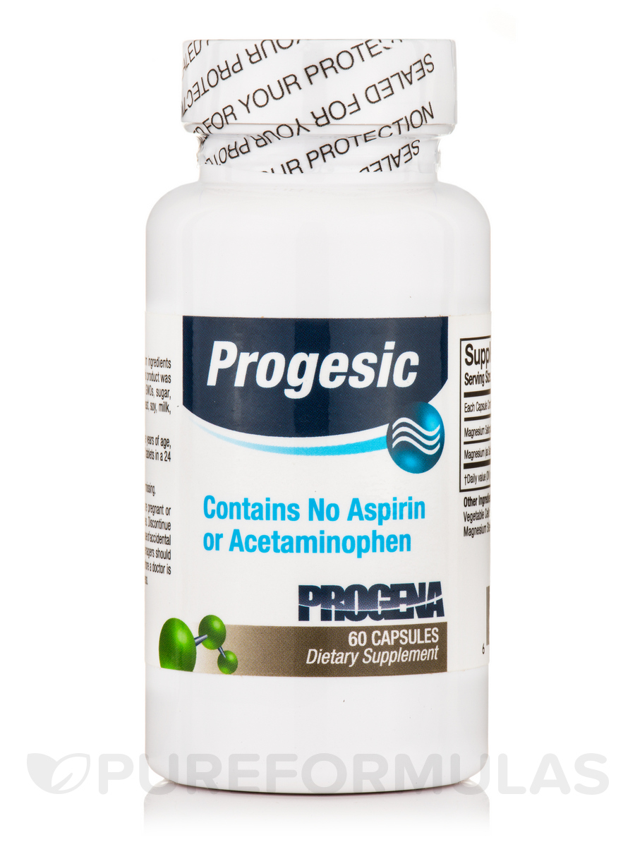 Progesic - 60 Tablets