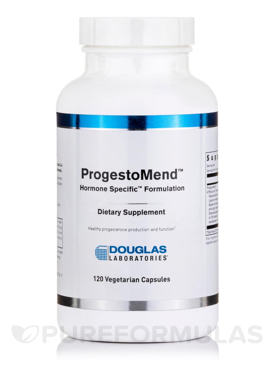ProgestoMend - 120 Vegetarian Capsules