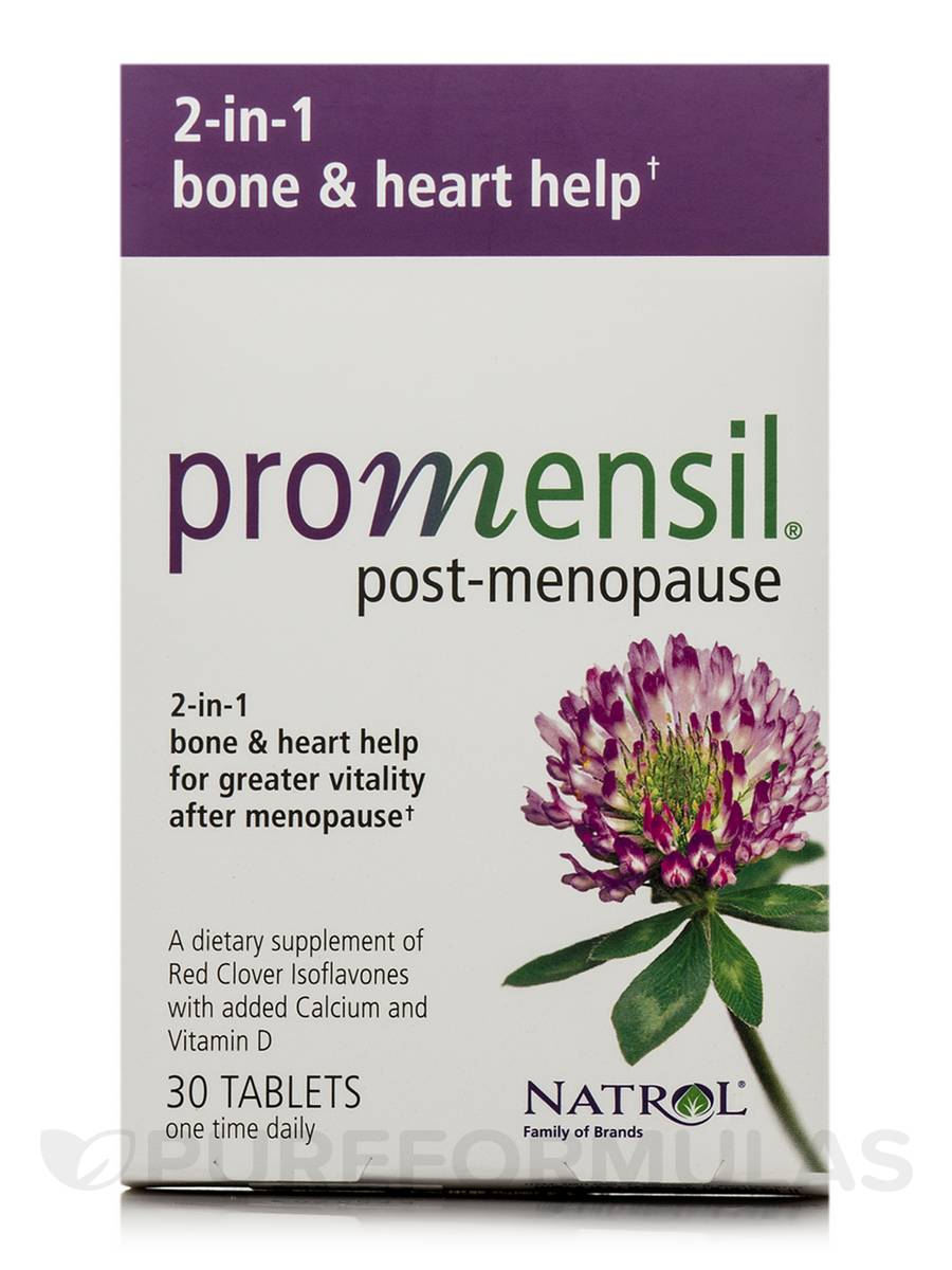Promensil Post-Menopause - 30 Tablets
