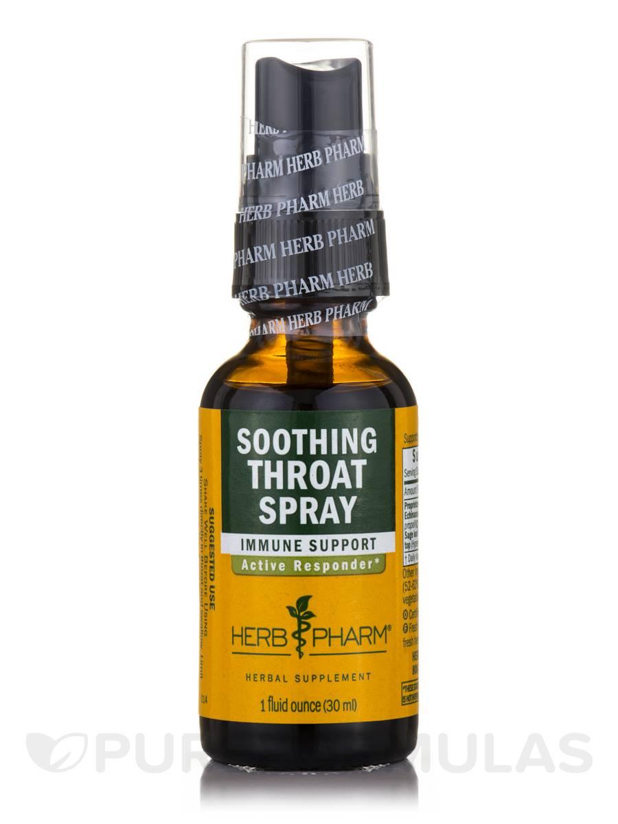 Soothing Throat Spray - 1 fl. oz (30 ml)