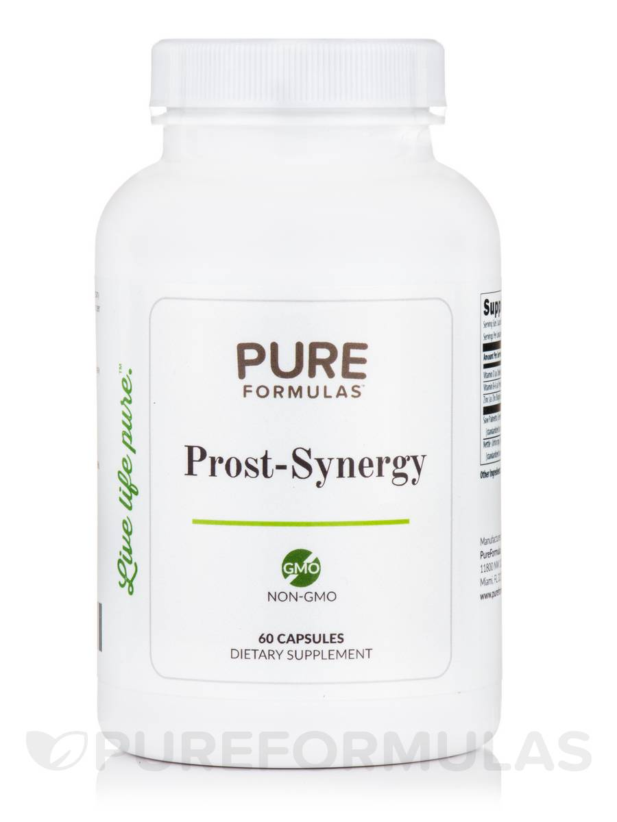 Prost-Synergy - 60 Capsules