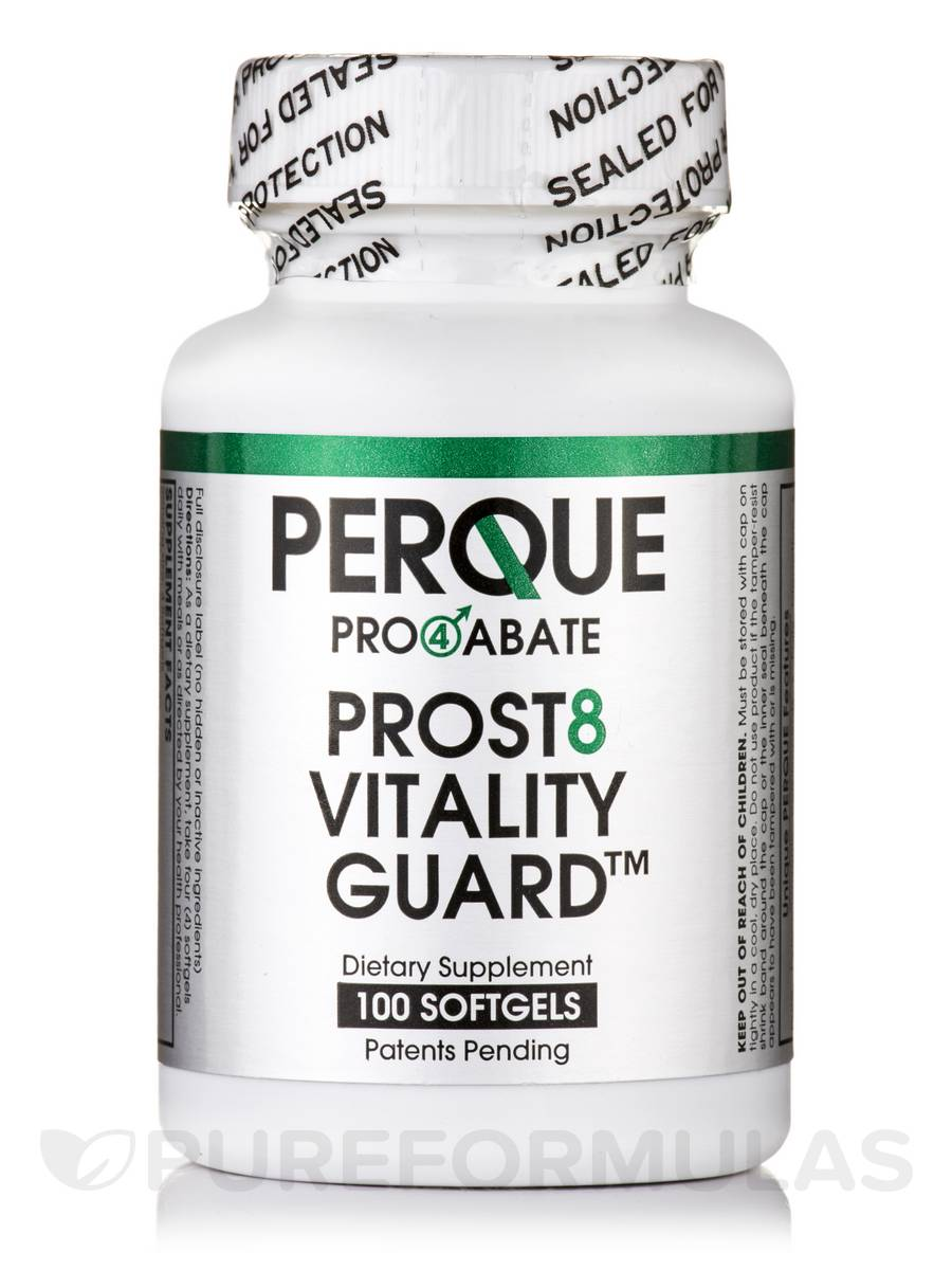 Prost8 Vitality Guard - 100 Softgels