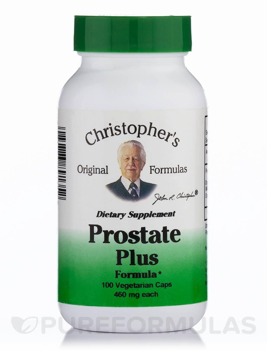 Prostate Plus Formula - 100 Vegetarian Capsules