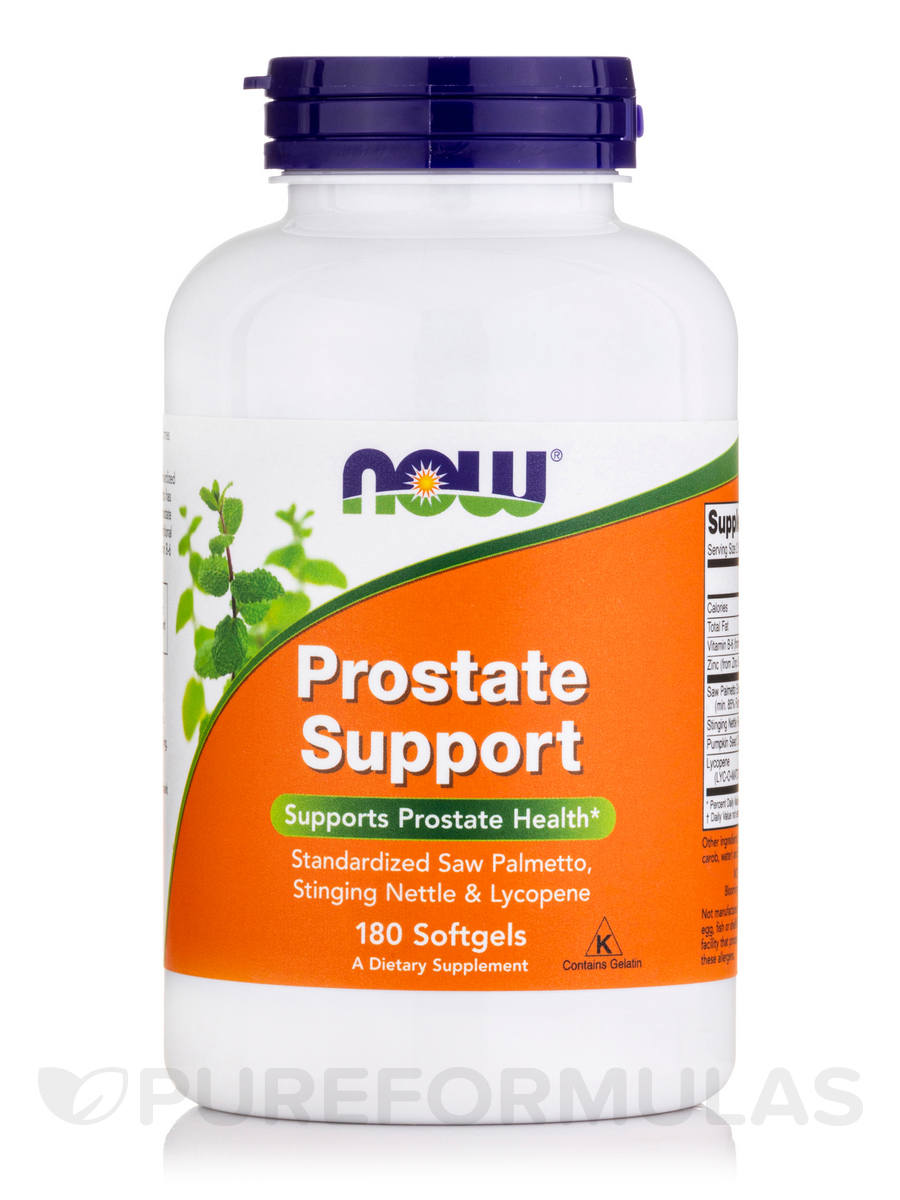 Prostate Support - 180 Softgels