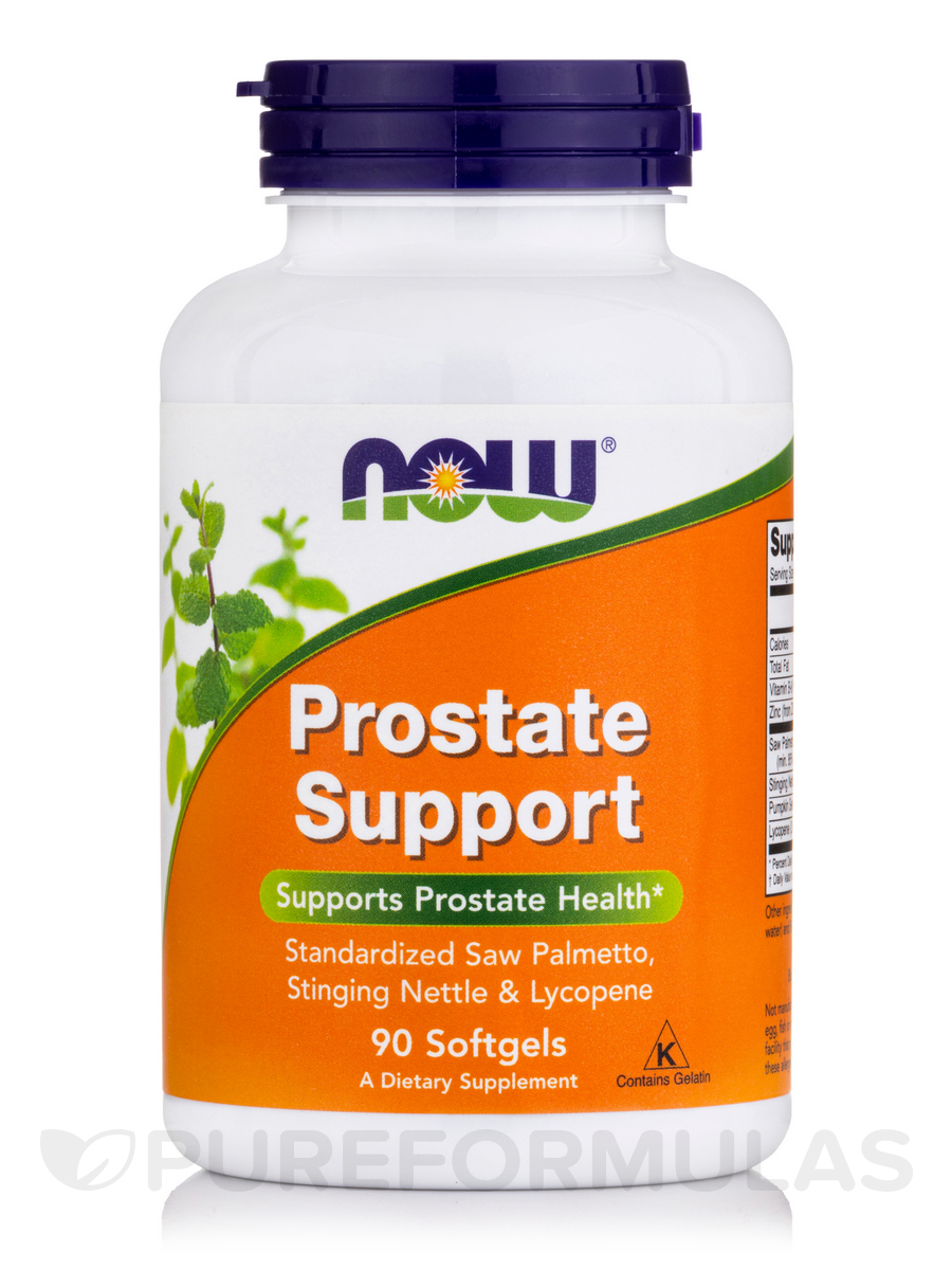 Prostate Support - 90 Softgels