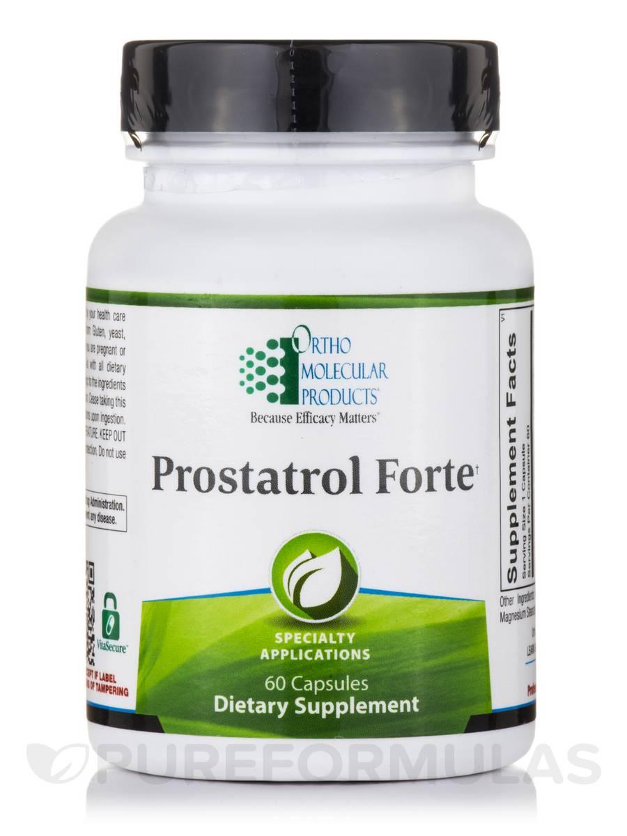 Prostatrol Forte - 60 Capsules