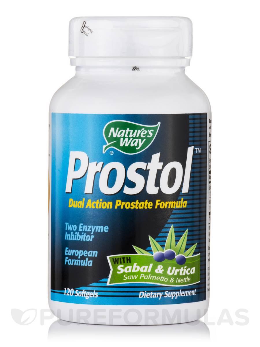 Prostol Prostate Formula - 120 Softgels