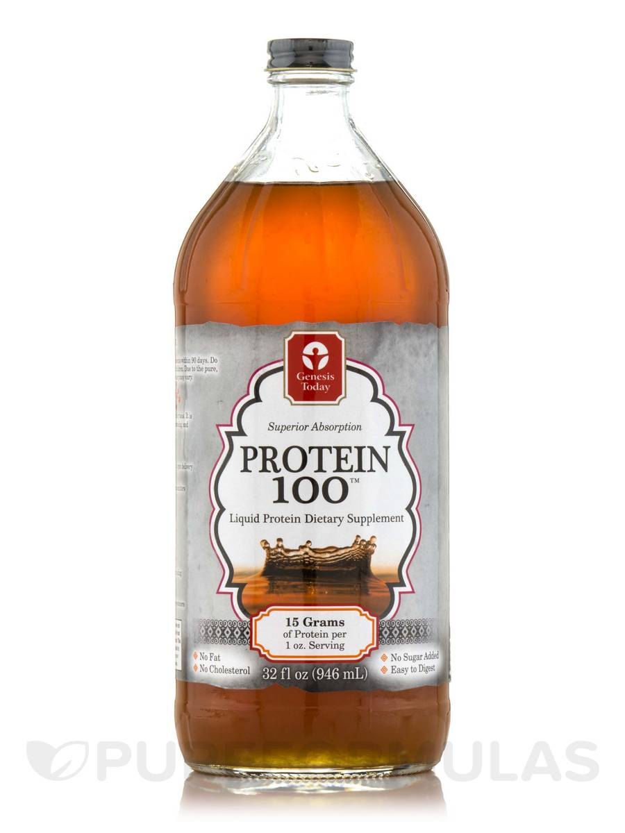 Protein 100 - 32 fl. oz (946 ml)