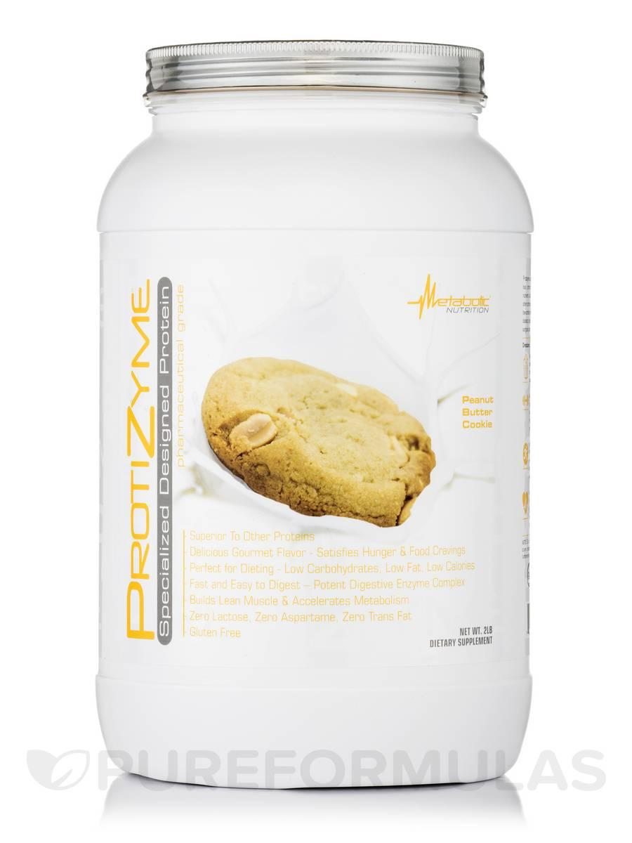 Protizyme Peanut Butter Cookie - 2 lb