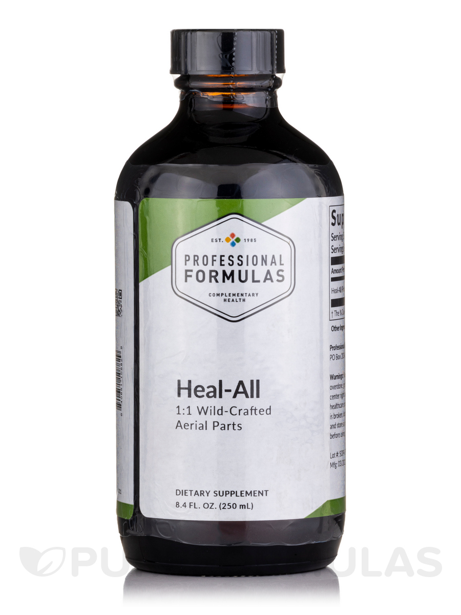 Heal All (Prunella Vulgaris/Woundwort) - 8.4 fl. oz (250 ml)