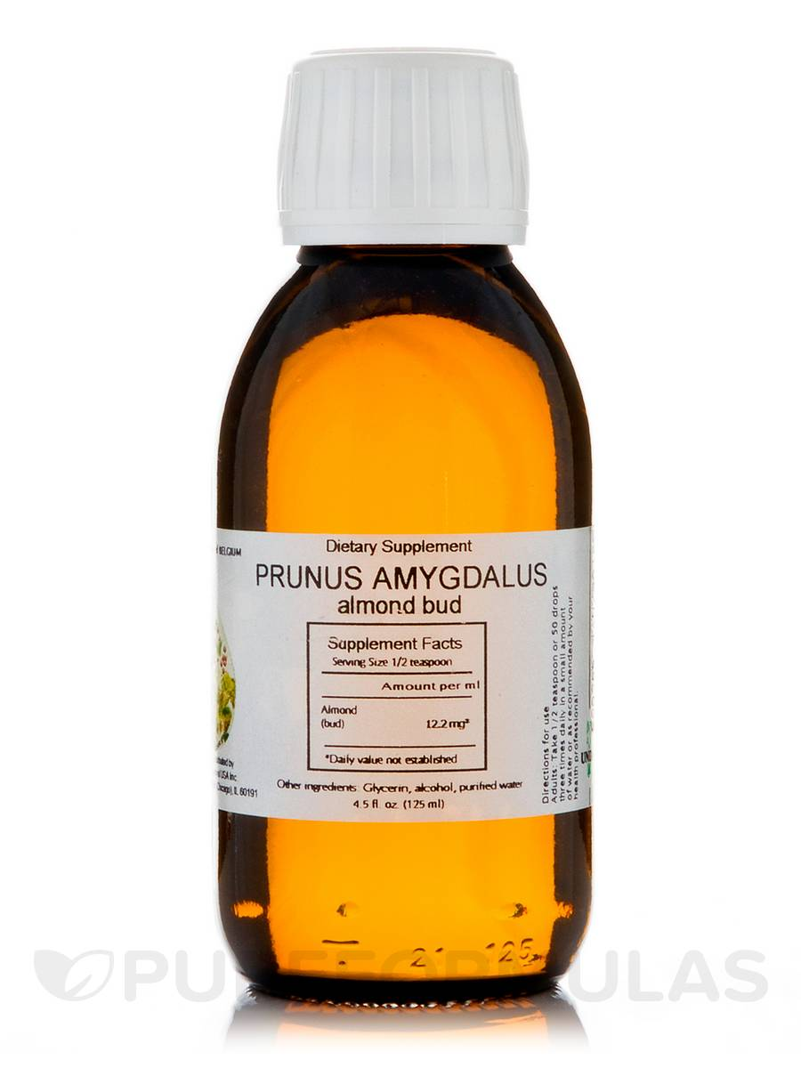 GEMMO - Prunus Amygdalus Almond Bud - 4.5 fl. oz (125 ml)