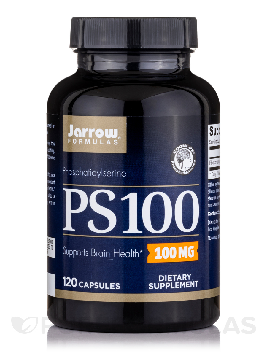 PS 100 mg - 120 Capsules